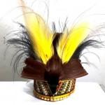 Topi Adat Cendrawasih