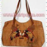 tas kulit kayu papua