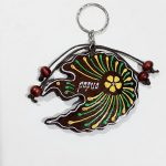 Gantungan kunci Papua