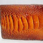 dompet kulit kasuari