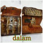 dompet cewek kulit buaya