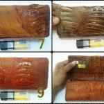 dompet kipas kulit kasuari