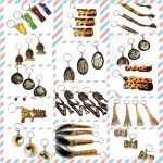 Grosir Gantungan Kunci Ciri Khas Papua